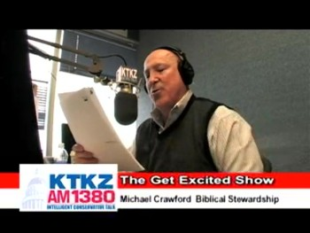 Get Excited Ministries KTKZ Radio Show pt#1