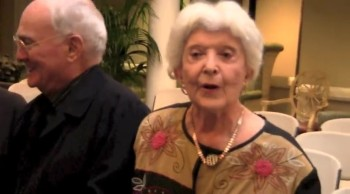 Passionate husband,82, sings love songs to 91-year-old wife