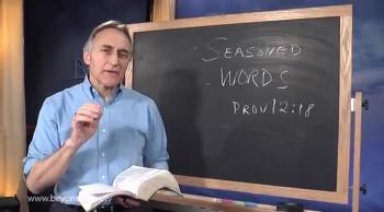 BT Daily -- Seasoned Words