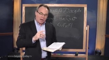BT Daily -- To Be A Disciple - Part 2