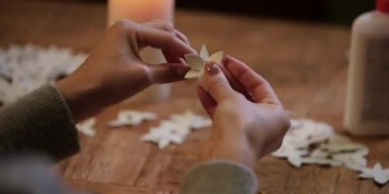 Easter Lily Pin Project