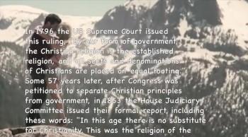 1796 Supreme Court Ruling About God!