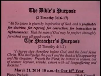BFTBC -- Hebrews 12