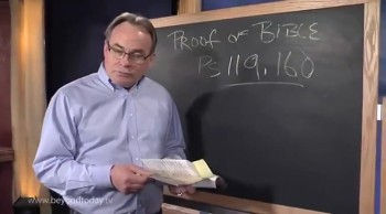 BT Daily -- The Proof of the Bible - Real People
