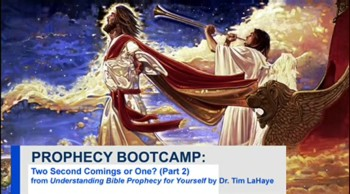 Breaking Prophecy News; Two Second Comings or One? Part 2 (The Prophet Daniel's Report #361)