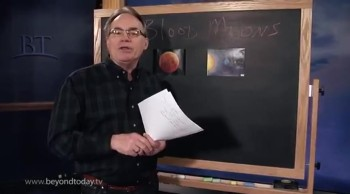 BT Daily -- Are the Blood Moons Indicating the End of the World?