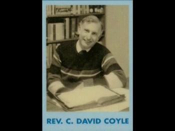No Other Desire, Gal.4, C. David Coyle