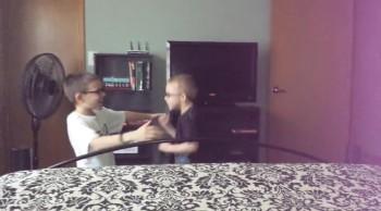 Brotherly love-