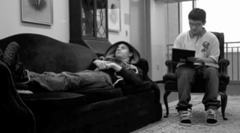 Dan Ascanio - It's Not Me (Music Video) (Black and White Version)