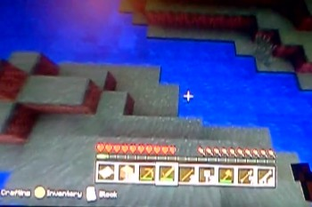 Minecraft Update is here for X-box 360