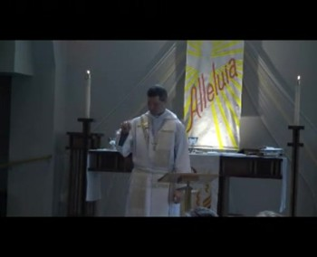 """Pastor Peter DeMik, """"Theology of Yo-Yo"""" based on Mattew 17:1-9."""
