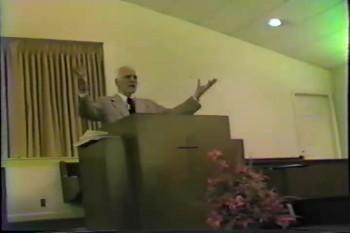 """BFTBC – """"The Shepherd -Psalm 23""""-- Pastor D. A. Waite,  – BFT #1369"""