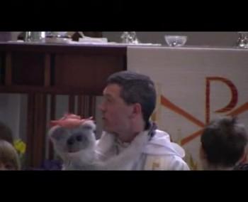 "Pastor Peter DeMik,""Children Message: Empty Easter Egg"""