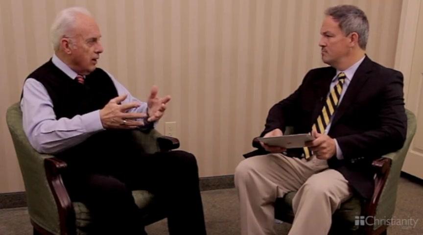 Strange Fire: A Video Interview with John MacArthur