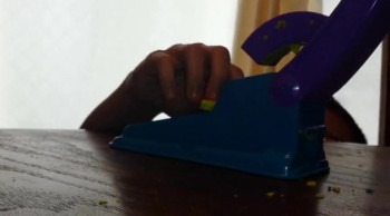 Play-Doh untimely relaxation