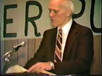 """BFTBC Part 4 – """"The Text of Scripture""""-- Pastor D. A. Waite, – BFT #1418"""