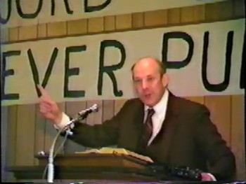 "BFTBC – ""The Foolishness of Preaching""-- Dr. Robert Doom,  – BFT #1418"