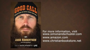 """Christianity.com: """"Good Call"""" - An Interview with Duck Dynasty's Jase Robertson"""
