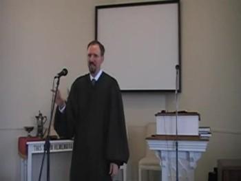 First Presbyterian Church OPC Worship Service, 4/27/2014