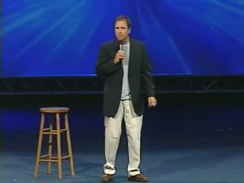 Comedian Jeff Allen on Underwear