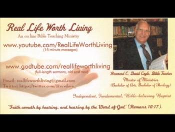 Functional Faith - Rev. C. David Coyle