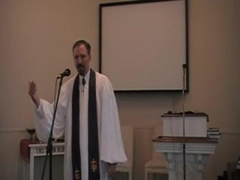 First OPC Worship Svc, 5/04/14 Rev. R S MacLaren