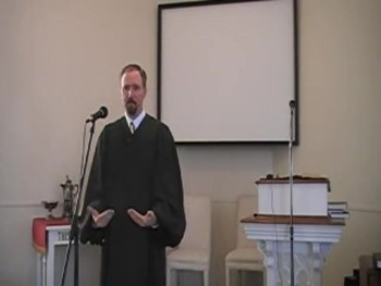 """The First Christian Martyr,"" Rev. R. Scott MacLaren, First OPC Perkasie PA 4/20/14"