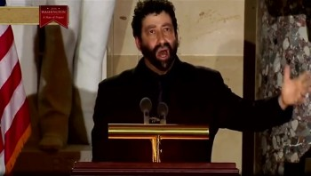 'The Smiles of Heaven' Speech on Capitol Hill