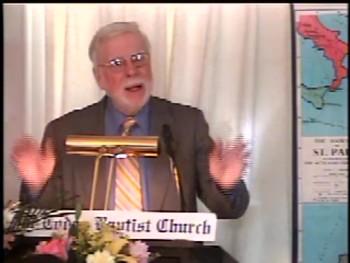 """BFTBC – 2 Timothy 4:6-8  – """"Faithful to the Faith, the Finish, & the Faith""""  – Dr. Don Boys"""