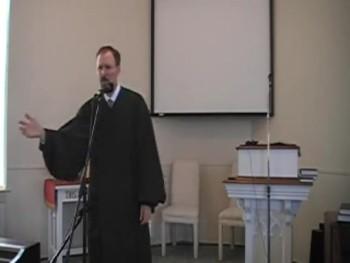 """Good News in the Deserts of Life,"" Rev. R. Scott MacLaren, 5/11/2014"