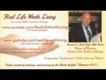 Let's Work It Out- Rev. C. David Coyle