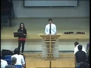 Kei To Mongkok Church Sunday Service 2014.05.18 Part 3/3