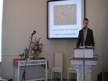 "Congregational Hymns: ""Amazing Grace..."" First OPC Perkasie, PA 6/01/2014"