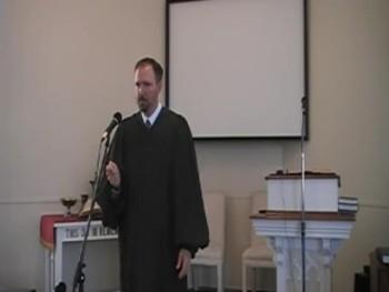 """The Danger Zone,"" Rev. R. Scott MacLaren, First OP Church Perkasie, PA"