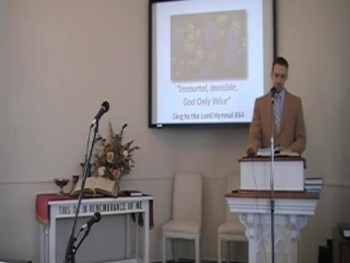 """""""O Worship the King,"""" """"Immortal, Invisible, God Only Wise"""" First OPC Perkasie, PA"""