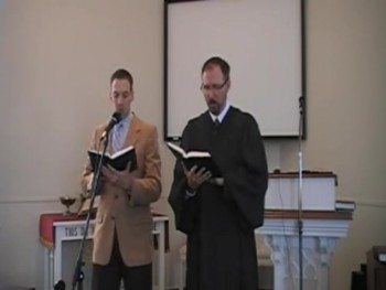 """""""Have Thine Own Way, Lord,"""" Waggoner & MacLaren, First OPC Perkasie PA"""