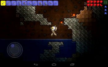 Terraria randomness android version