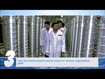 Officials say the U.S. and Israel developed the Flame virus to slow down Iranian nuclear efforts (Second Coming Watch Update #140)