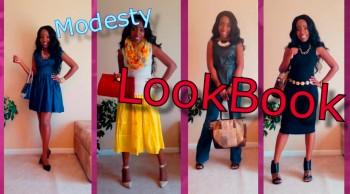 Modesty LookBook: SPRING/SUMMER 2014