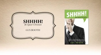 Xulon Press bookShhhh!|Gus Booth