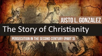 Persecution in the Second Century, Part 3 - Polycarp (The History of Christianity #27)