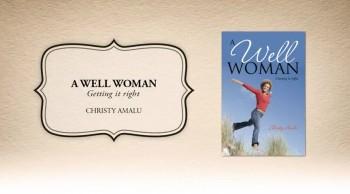 Xulon Press book A Well Woman | Christy Amalu