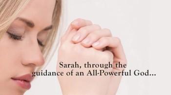 Xulon Press book Sarah's Story | Ginny Hathorn