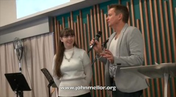 Lifetime of painful spinal scoliosis healed - John Mellor Healing Ministry