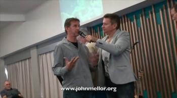 Painful jet ski neck and spine injury healing - John Mellor Healing Ministry