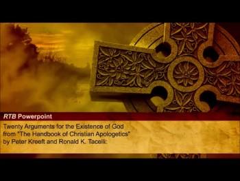 Twenty Arguments for the Existence of God (tRtB #40)