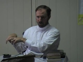 """""""Discipleship and the Trinity,"""" Reformed Study Group, Rev. R S MacLaren 7/02/2014"""