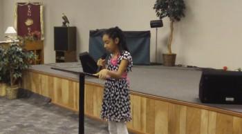 Liberty 10 year old teaching