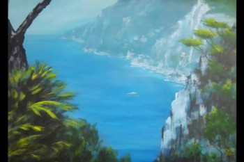 My paintings and Song