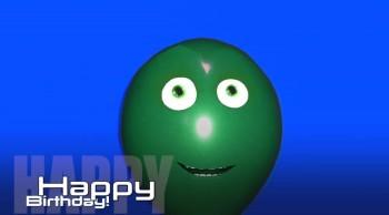 Happy Happy Birthday Animation